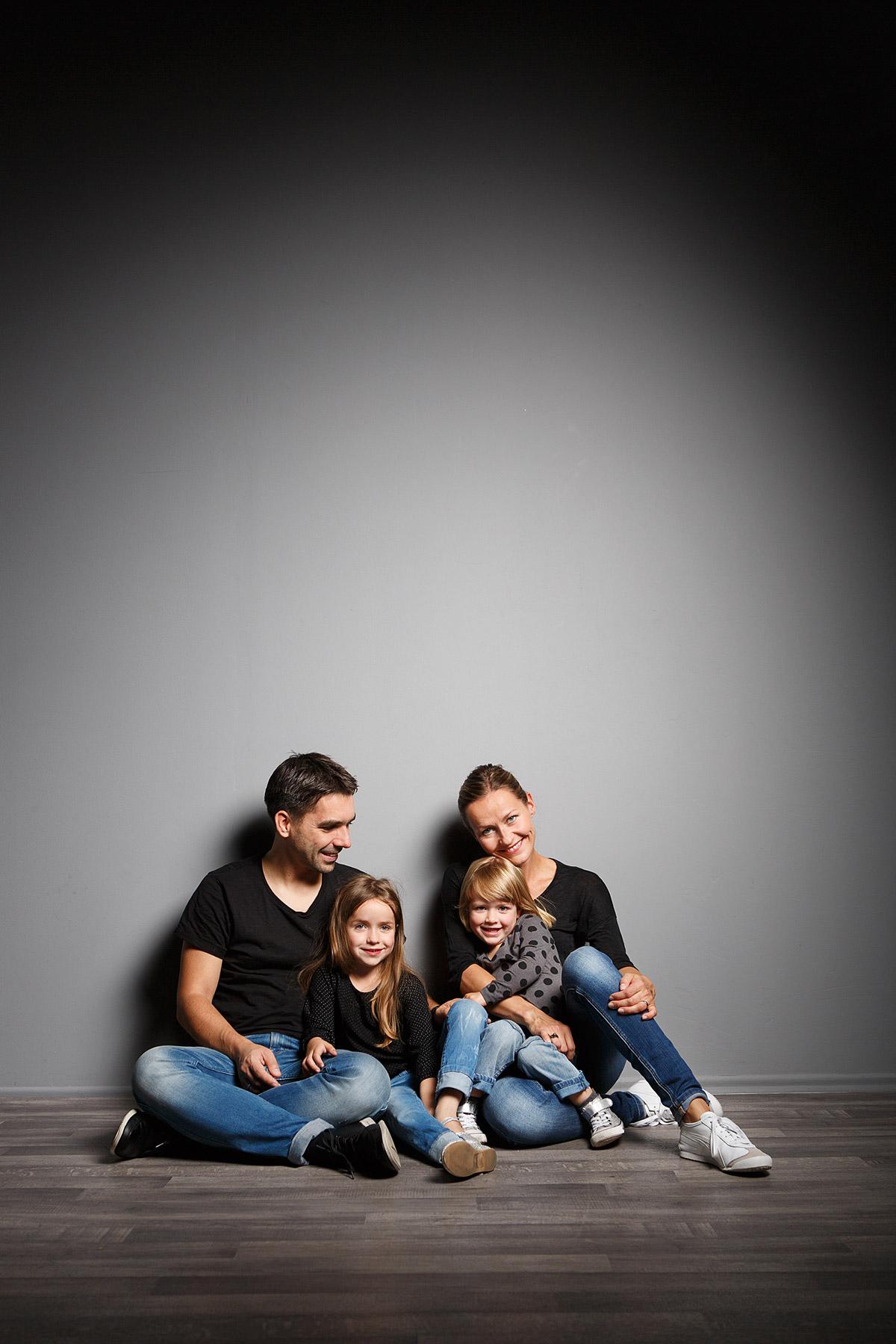 Familien Fotoshooting Fotostudio Berlin