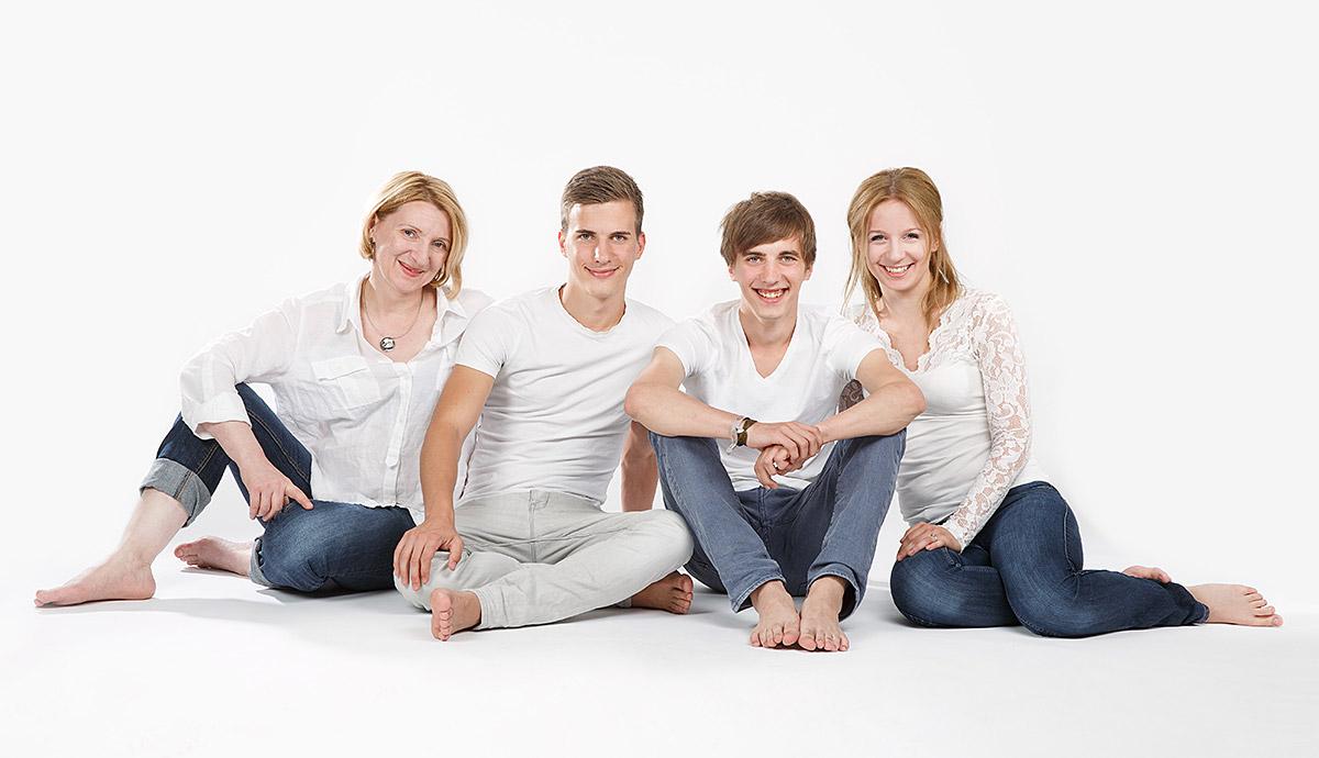 Familienfotos aus Berlin