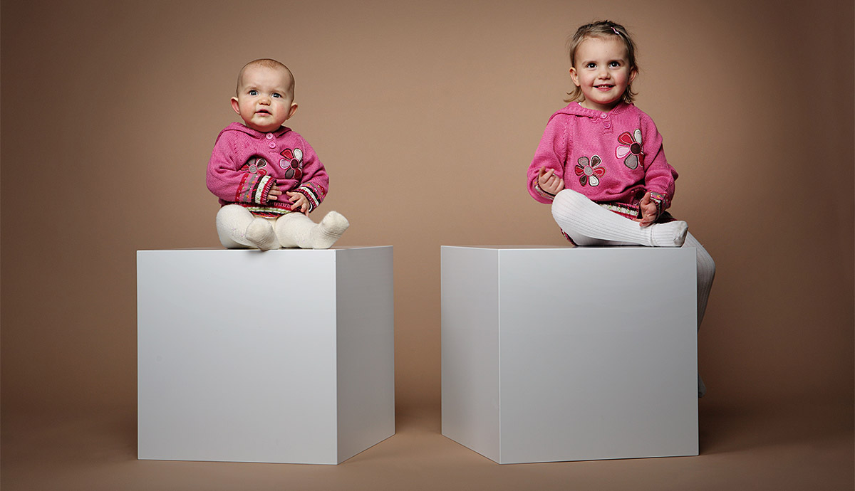 Kinder Fotoshooting im Fotostudio Berlin
