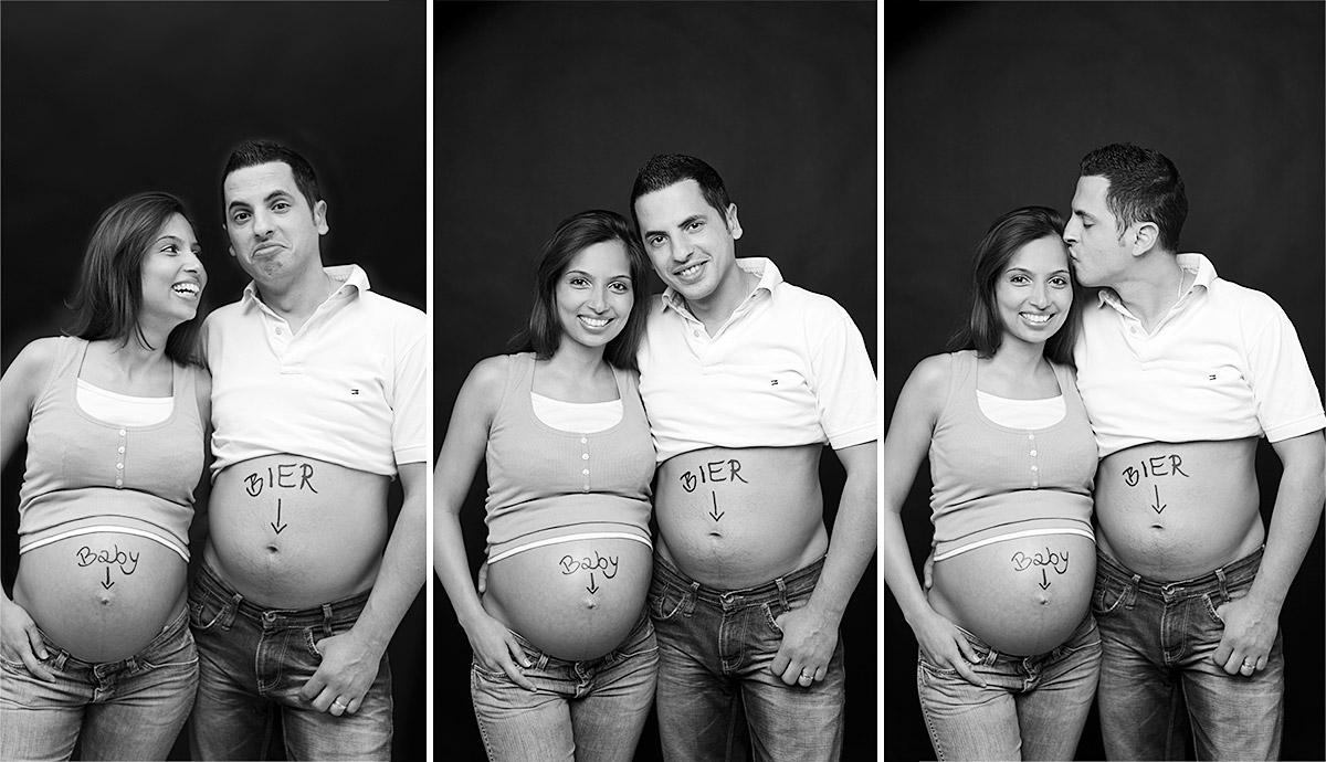 Schwangerschaftsfotos mit Partner Berlin